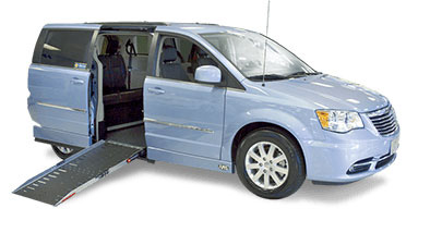 Chrysler Wheelchair Van Conversions