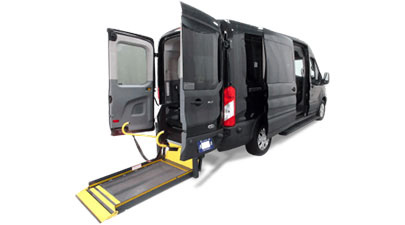 Ford Wheelchair Van Conversions